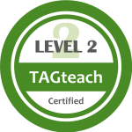 TAGteach Level 2 certified